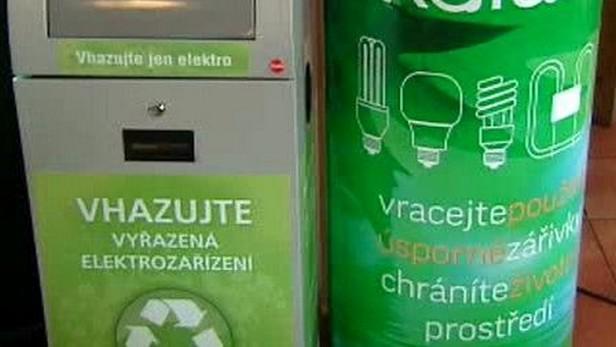 Recyklace elektroodpadu