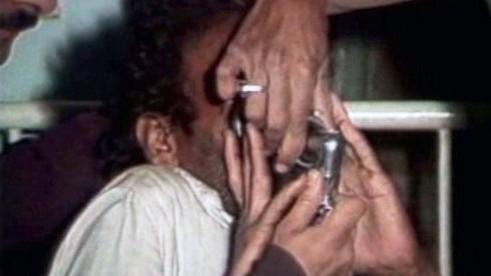 Oběť z Bhópálu