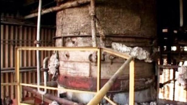 Továrna v Bhópálu