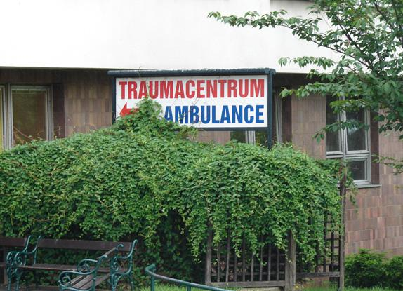Traumacentrum