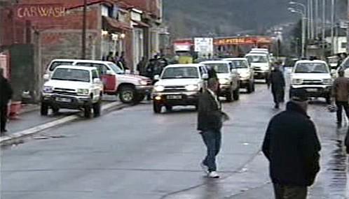 Mezinárodní mise v Kosovu