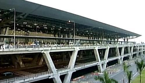 Thajské letiště obsazené demonstranty
