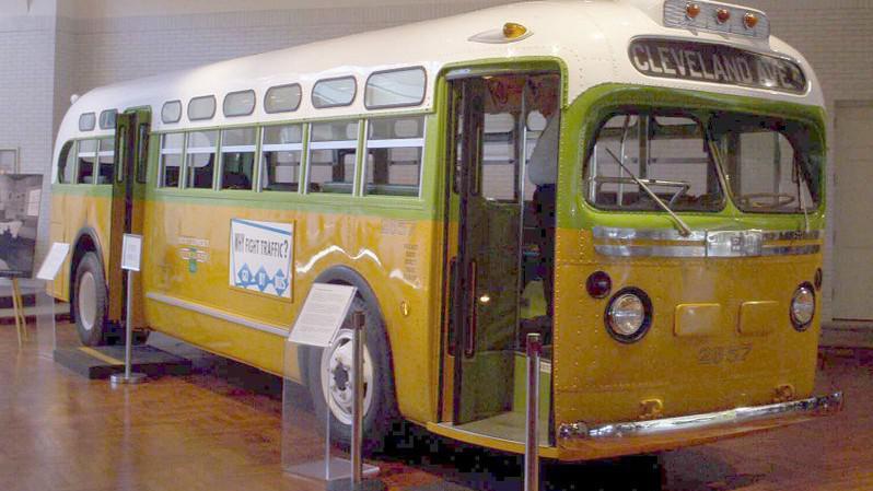 Autobus Rosy Parksové