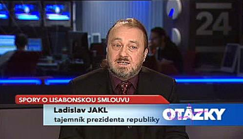Ladislav Jakl v OVM