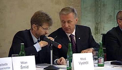 Regionální sněm ODS v Jihlavě