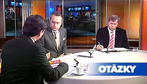 David Rath a Petr Bendl v OVM
