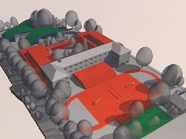 Studie využití veltruského zámku
