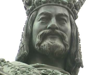 Socha Karla IV.