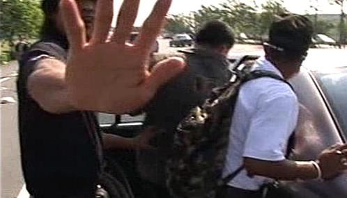 Únos policisty v Thajsku