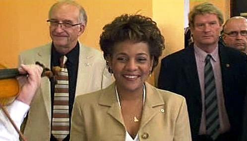 Michaëlle Jeanová