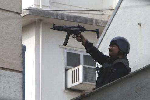 Člen protiteroristického komanda
