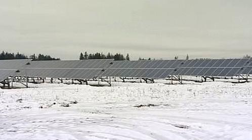 Sluneční panely