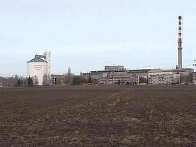 Objekty hrochovského cukrovaru před demolicí