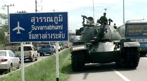 Thajská armáda
