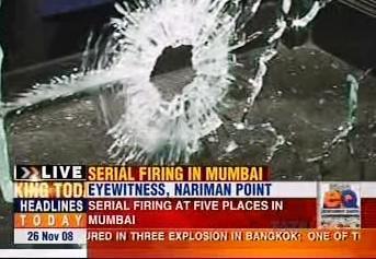 Teroristické útoky v Bombaji