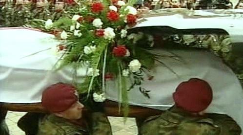 Exhumace ostatků generála Sikorského