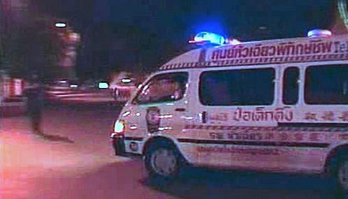 Thajská záchranka