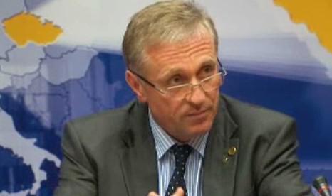 Mirek Topolánek po jednání lídrů EU