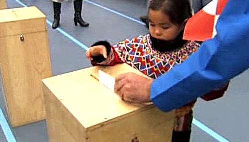 Referendum v Grónsku