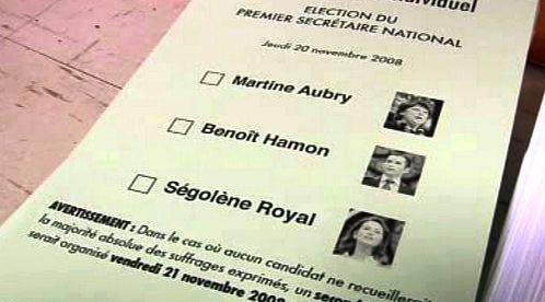 Nominační volby na předsedu Socialistické strany