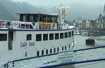 Loď Lady Anne