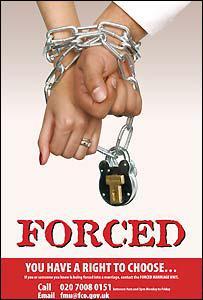 Kampaň britské vlády proti vynuceným manželství
