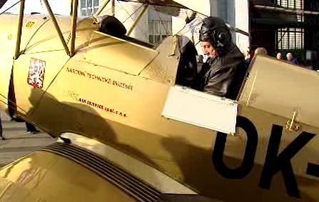 Letoun C-104/Bücker - Jungmann