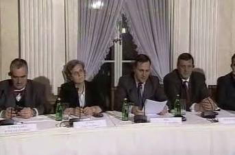 Ministři zahraničí V4