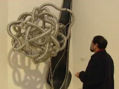 Frank Stella: Sochy