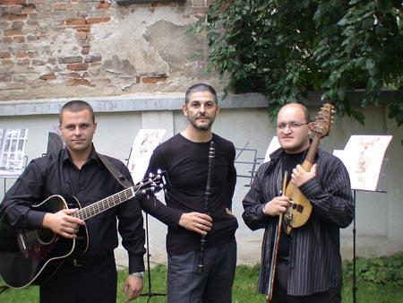 Theodosii Spassovs trio