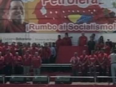 Volební kampaň ve Venezuele