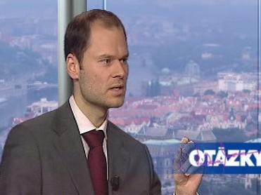 Radek Špicar ze Svazu průmyslu a dopravy ČR