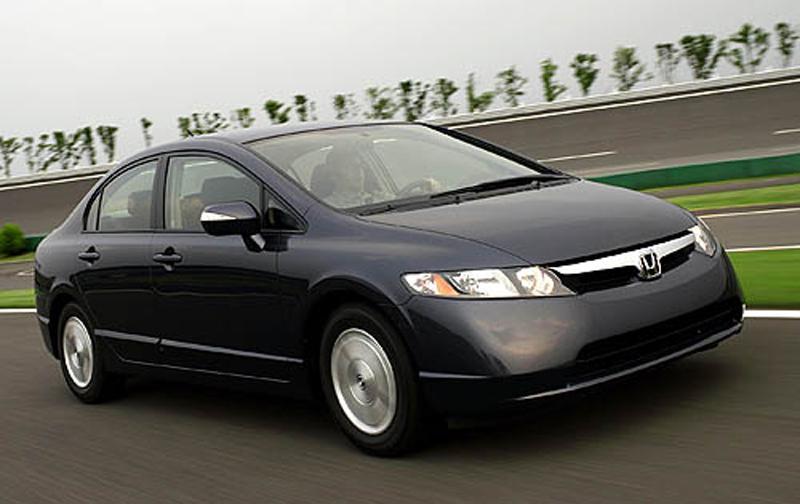 Hybridní automobil