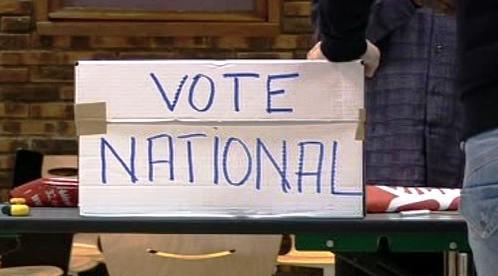 Volby předsedy Socialistické strany