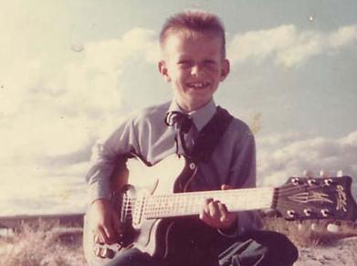 Tommy Emmanuel chtěl být vždycky kytaristou