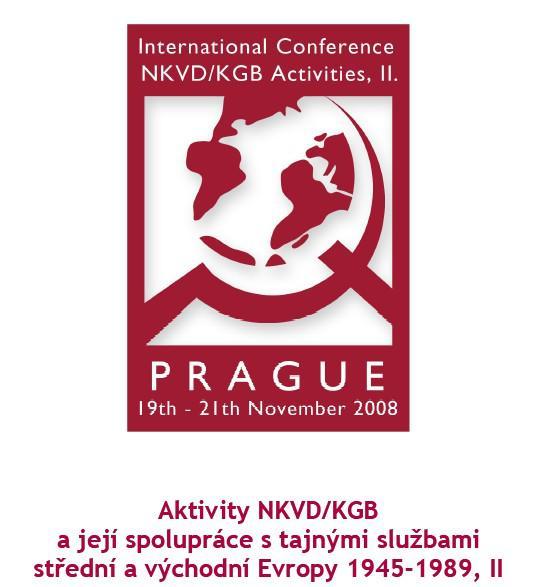 Konference o aktivitách NKVD a KGB se koná v budově Senátu