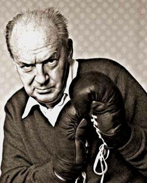 Spisovatel Vladimir Nabokov