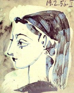 Pablo Picasso/Jacqueline