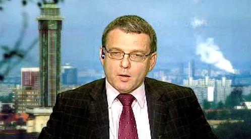 Místopředseda poslanecké sněmovny Miroslav Zaorálek