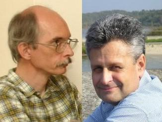 Petr Švácha a Emil Kučera