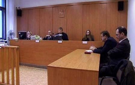Ladislav Koláčný u soudu