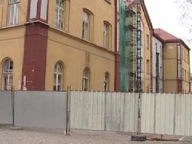 Rekonstruovaná budova hejtmanství