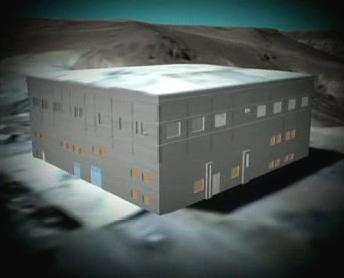 Původní jaderný reaktor v Sýrii