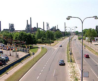 Provoz v Ostravě