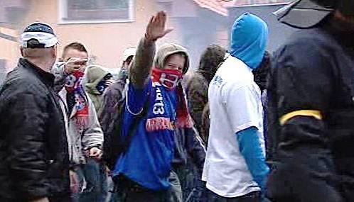 Slovenští extremisté