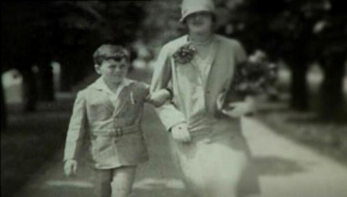Pavel Tigrid na dobové fotografii