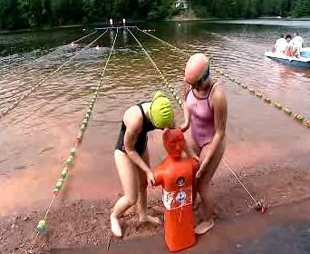Cvičení záchranářů