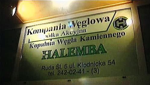 Polský důl Halemba