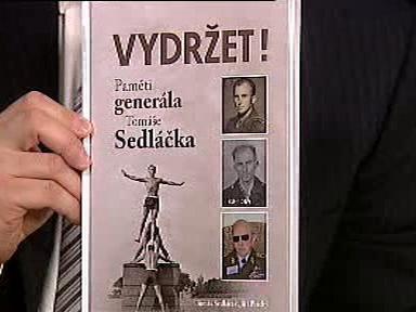 Kniha Tomáše Sedláčka