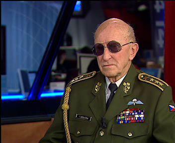Generálporučík Tomáš Sedláček